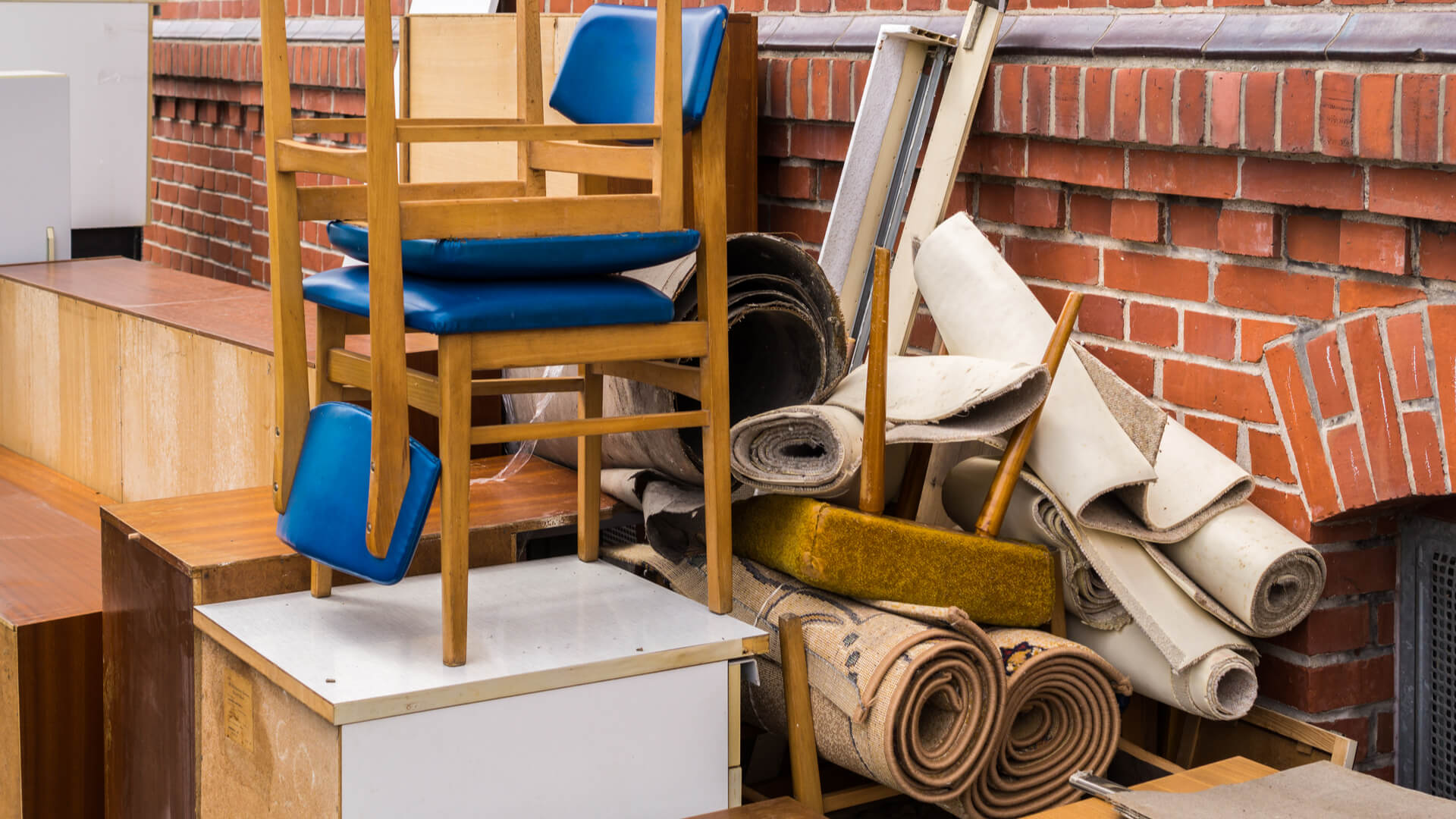 furniture and rubbish removal